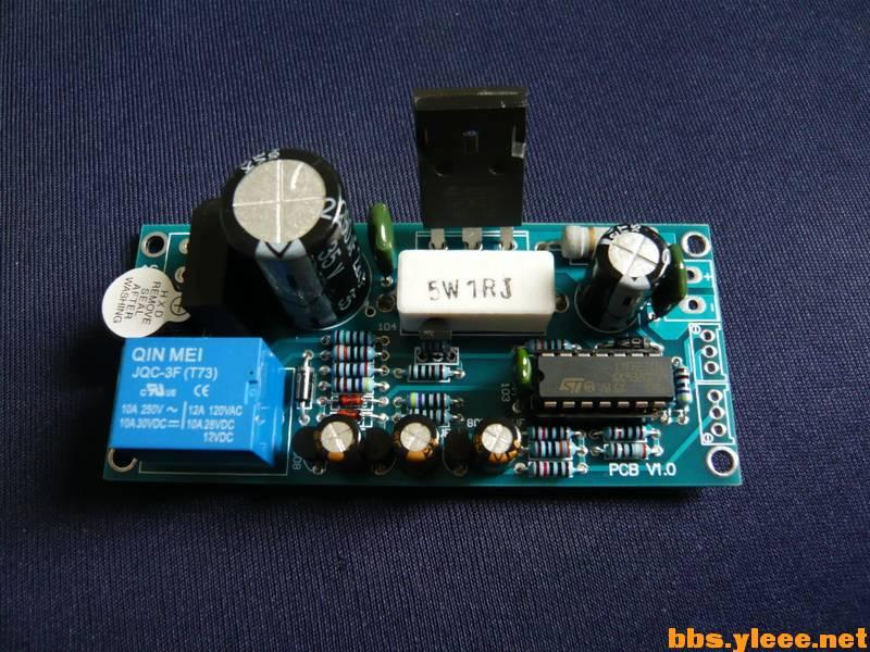 lm723可调稳压电源_【图】具有过电流保护的直流可调稳压电源电路