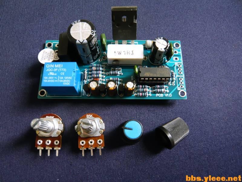 lm723可调稳压电源_LM723可调稳压电源没有保护了〓电源技术专