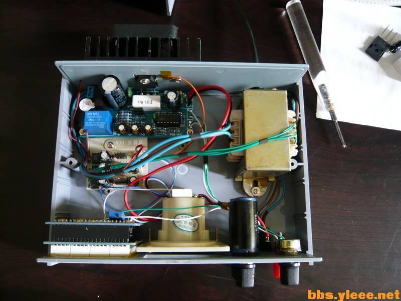 lm723可调稳压电源_交易交换lm723可调稳压电源板