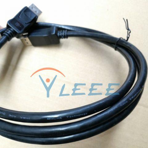 深圳led开关电源_BizLink Technology DisplayPort Cable 高清DP线 显卡连接4K显示器dp线1.8米 ...